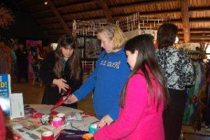 Longbranch Improvement Club Fiber Arts Show 2012